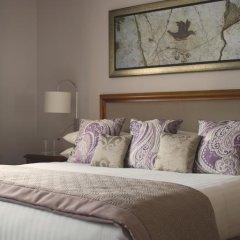 Отель Bailbrook House 4* Представительский номер с различными типами кроватей фото 5