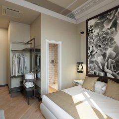 Отель Hostal Central Barcelona Стандартный номер с различными типами кроватей фото 8