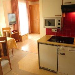 Апартаменты Apartments Residence Montana Разен-Антхольц в номере
