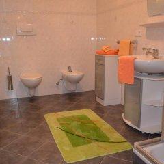 Отель Wastlhof Горнолыжный курорт Ортлер ванная