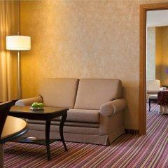 Гостиница Кортъярд Марриотт Санкт-Петербург Васильевский 4* Двухкомнатный люкс с одной спальней с различными типами кроватей фото 4