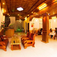 Отель Hoa Mau Don Homestay интерьер отеля фото 3