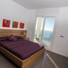 Отель Agi Joan Margarit Испания, Курорт Росес - отзывы, цены и фото номеров - забронировать отель Agi Joan Margarit онлайн комната для гостей фото 3