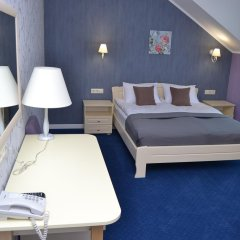 Гостиница Ajur 3* Стандартный номер 2 отдельными кровати фото 19