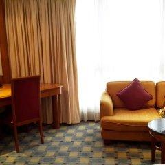 Boulevard Hotel Bangkok 4* Номер Делюкс с разными типами кроватей фото 16