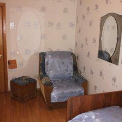 Гостиница У Фонтана Номер категории Эконом с различными типами кроватей фото 2