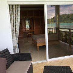Отель Sailfish Beach Villas балкон фото 3