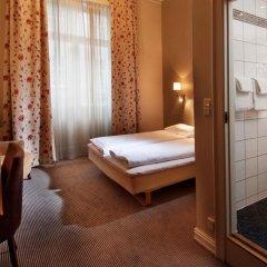 Отель Karl Johan Hotell 3* Стандартный номер с двуспальной кроватью