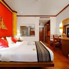 Отель Kata Palm Resort & Spa 4* Улучшенный номер с двуспальной кроватью
