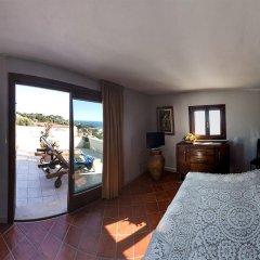 Отель La Rosa Sul Mare 4* Апартаменты фото 3