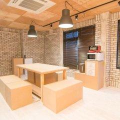 Tonagi Hostel And Cafe Фукуока фото 2