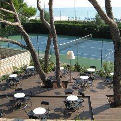 Отель Villaggio Conero Azzurro Италия, Нумана - отзывы, цены и фото номеров - забронировать отель Villaggio Conero Azzurro онлайн спортивное сооружение