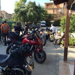 Отель Camping Valle Dei Templi Агридженто парковка