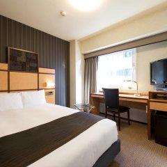 Hotel Villa Fontaine Tokyo-Hamamatsucho 3* Стандартный номер с различными типами кроватей фото 5