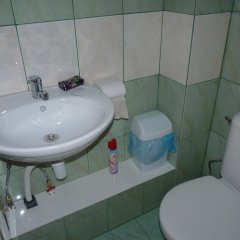 Отель Villa Ruben Каменец-Подольский ванная