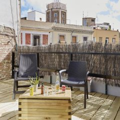 Отель Cool 1bed In The Center Of Bcn Барселона фото 3
