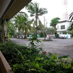 Отель C.A.P Mansion парковка