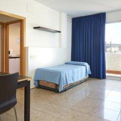 Отель Apartamentos Mur Mar Испания, Барселона - отзывы, цены и фото номеров - забронировать отель Apartamentos Mur Mar онлайн комната для гостей фото 13