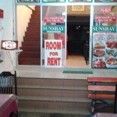 Отель Sun Shay Guest House Pattaya интерьер отеля