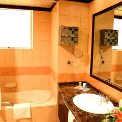 Arcadia Hotel Apartments 3* Улучшенные апартаменты с различными типами кроватей фото 12