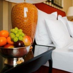 Romantik Hotel das Smolka 4* Стандартный номер двуспальная кровать
