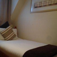 Kipps Brighton Hostel Номер с общей ванной комнатой с различными типами кроватей (общая ванная комната) фото 5
