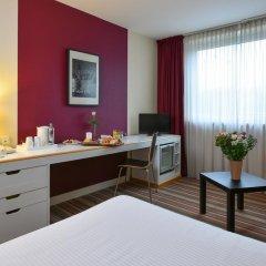 Отель Hôtel Novotel Wavre Brussels East 4* Стандартный номер с различными типами кроватей фото 7