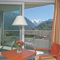 Metropole Swiss Quality Interlaken Hotel 4* Стандартный номер с различными типами кроватей фото 5