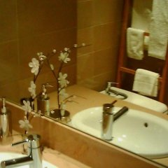 Апартаменты Apartments Lisboa - Parque das Nacoes ванная фото 2
