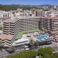Отель Meliá Palma Marina 4* Стандартный номер с различными типами кроватей фото 2