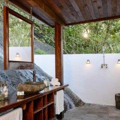 Отель The Remote Resort, Fiji Islands 4* Вилла с различными типами кроватей фото 5