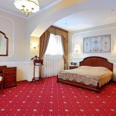 Гостиница Бизнес Бутик Гайот 4* Люкс с различными типами кроватей фото 3