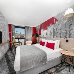 Отель Mercure Budapest Castle Hill 4* Стандартный номер