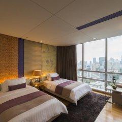 Pathumwan Princess Hotel 5* Номер категории Премиум с различными типами кроватей фото 13
