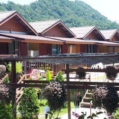Отель Lanta For Rest Boutique 3* Бунгало Делюкс с различными типами кроватей фото 8
