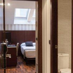 Отель Zenit Coruña 4* Номер категории Эконом с различными типами кроватей фото 8