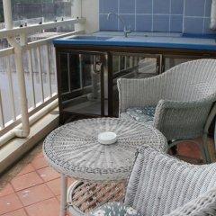 Отель Chanisara Guesthouse балкон