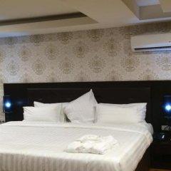 Отель Tivoli Garden Ikoyi Waterfront 3* Номер Делюкс с различными типами кроватей фото 10