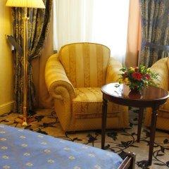 Президент-Отель 4* Номер Делюкс с двуспальной кроватью фото 16