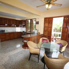 Отель Nice Villa в номере