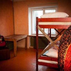 Euphoria Hostel Кровать в общем номере с двухъярусными кроватями фото 10