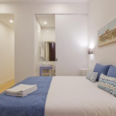 Отель MyStay Porto Bolhão Студия с различными типами кроватей фото 7