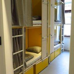 Flow Hostel Кровать в общем номере фото 15