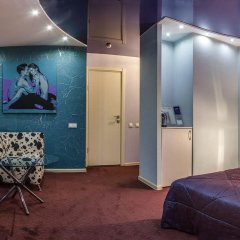 X&O Hotel 3* Номер Комфорт с различными типами кроватей фото 11