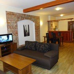 Апартаменты Old City Apartments комната для гостей фото 4