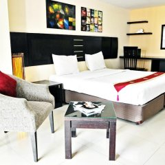 Отель Grand Marina Residence 3* Стандартный номер с различными типами кроватей фото 4