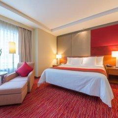 Отель Courtyard by Marriott Bangkok 4* Представительский номер с различными типами кроватей фото 2