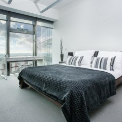 Отель Apartamenty Sky Tower Студия с различными типами кроватей фото 6