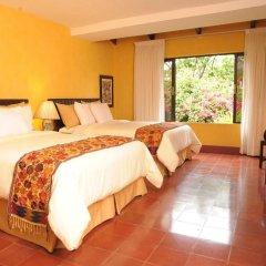 Отель Clarion Copan Ruinas Копан-Руинас комната для гостей фото 5