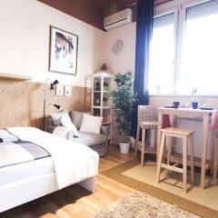 Апартаменты Dream Homes Studio Bem Будапешт комната для гостей фото 3